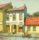 Pekáreň na Krížnej č. 37, r. 1938