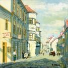 Žiškova ulica, Brämerova kúria