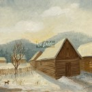 Krajinka v zime 6, 1991